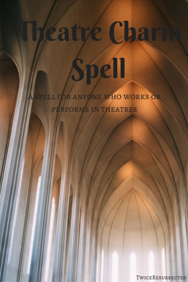 Theatre Charm Spell