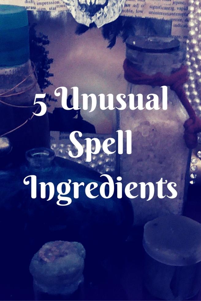 5-unusual-spell-ingredients